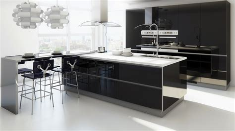 modern kitchens 12 modern eat in kitchen designs