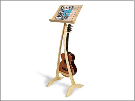 project wooden  stand woodworking blog