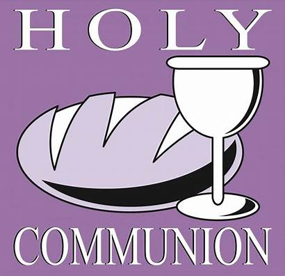 Communion Holy Clipart Clip Christian Cliparts Bread
