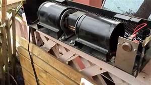 Fan Motor For Fireplace Insert