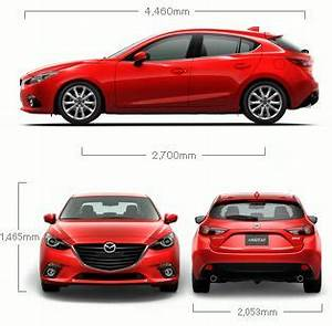 Dimension Mazda 3 : 1000 ideas about mazda 3 hatchback on pinterest mazda 3 sti subaru and mazda 3 black ~ Maxctalentgroup.com Avis de Voitures