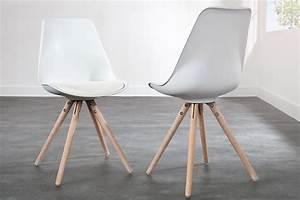 Chaise Blanche Pas Cher : chaises blanches design pas cher galerie et chaise de cuisine images ~ Teatrodelosmanantiales.com Idées de Décoration