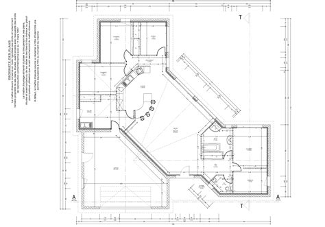 plan maison en v immobilier plan de maison en v gratuit