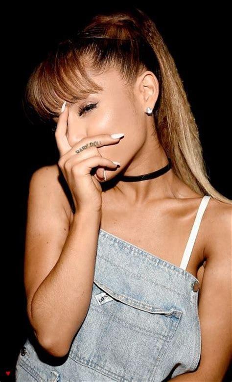 Ariana Grande ™� Baby Doll Tattoo  Ariana Grande