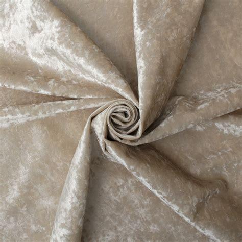 Crushed Velvet Upholstery Fabric by Luxury Retardant Plush Soft Crushed Velvet Glitz
