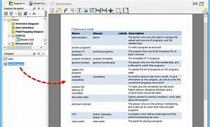 Diagram Tutorial Data Doc Flow On Export Top Right At Doc