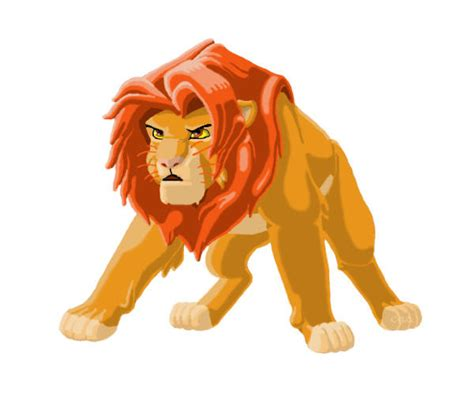 lion king adult simba  lion king   meme