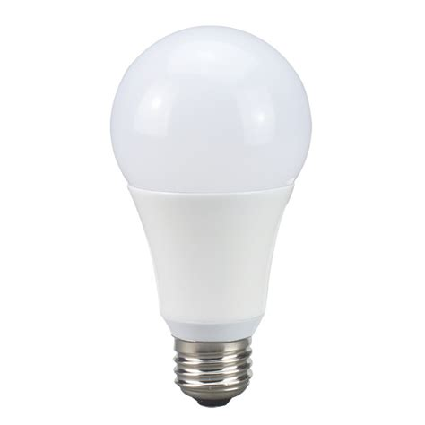 shop utilitech pro 75 w equivalent dimmable warm white a21