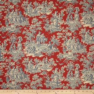 Waverly Charmed Life Toile Heritage Discount Designer