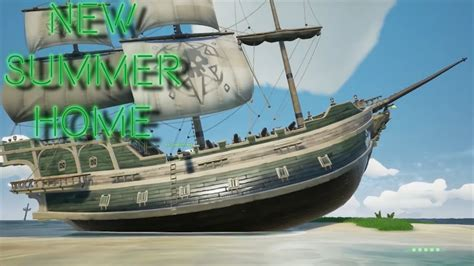 Old Boat Turned Into House by Turned The Boat Into A House Sea Of Thieves Gamers Kingdom