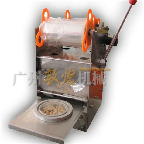 manual plastic cup sealing machine ldfast food box sealingplastic lunch wrap sealing