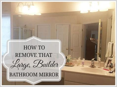 glass tile bathroom wall how to safely and easily remove a large bathroom builder