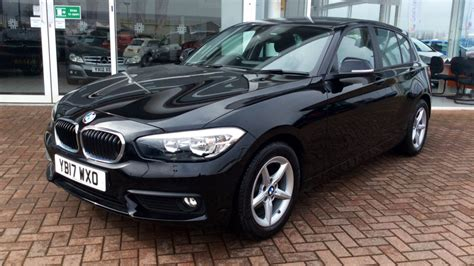 Looking for credit contact number? BMW 1 SERIES 116d EfficientDynamics Plus YB17WXO