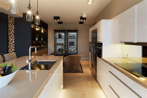 Absolute Interior Design On Contemporary Kitchen Design