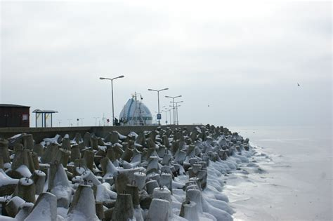 Rifsber: Hel zimą.