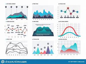 Infographic Chart  Statistics Bar Graphs  Economic