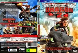 How to Train Your Dragon 2 2014 DVD COVER - CoverDvdGratis