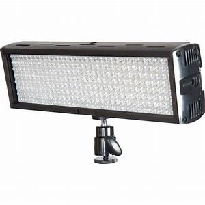 Flolight microbeam led on camera light