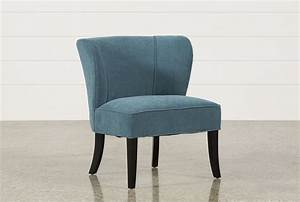 Luxury Turquoise Accent Chair