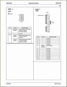 28 2001 Ford Focus Wiring Diagram