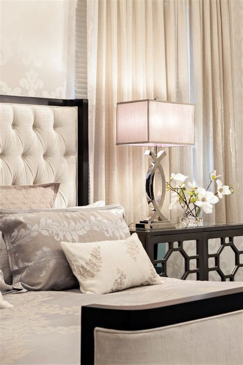glamour bedroom ideas  pinterest glam bedroom