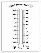 Thermometer Weather Printable Celsius Template Kleurplaat Coloring Zoeken Deceptively Relentlessly Educational Degrees Deceptivelyeducational Wetenschap Temperature Chart Weer Science Igor Printables sketch template
