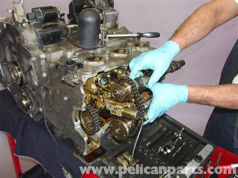Porsche 911 Carrera Engine Tear Down