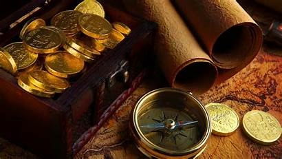Gold Desktop Backgrounds Wallpapers Background Money Treasure