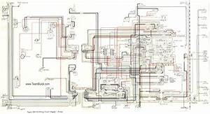 1968 Buick Lesabre  Wildcat And Electra  Wiring Diagram