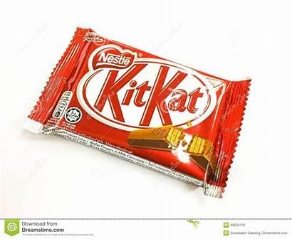 Kitkat Chocolate Schokolade Cioccolato Bild Redaktionelles Nestle