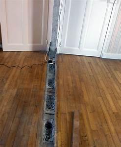forum sols et carrelages conseils raccord plancher suite With raccord entre carrelage et parquet