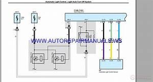 Lexus Rx350 Electrical Wiring Diagram Manual Em11w0e 2010