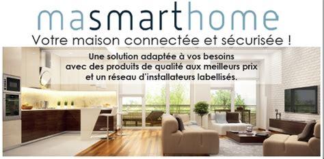 smart home möglichkeiten reduction maison connectee masmarthome senior