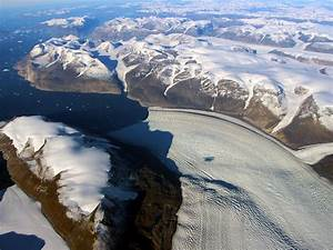 Glaciers Are Melting So Much They Are Changing The Shape