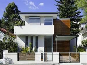 Small Modern Contemporary House Design Small Modern ...