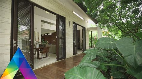 rumah impian hunian tropis  minimalis