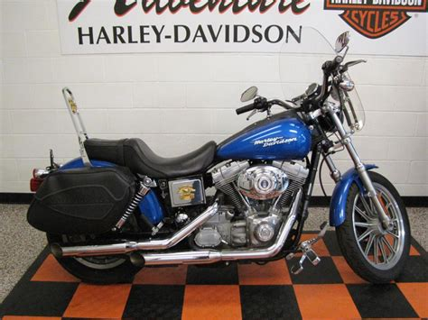 harley davidson fxdi motorcycles  sale