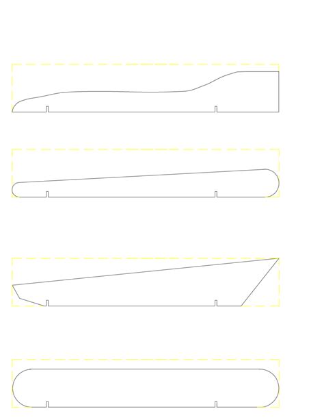 Pinewood Derby Design Template by Pinewood Derby Car Templates Search Scouts