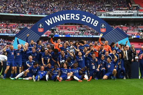 Chelsea beat Man Utd to lift FA Cup - Al Bilad English Daily