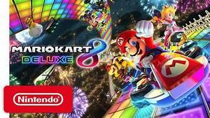Mario Kart 8 Deluxe Pubblicato Un Video Con I