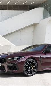 [Photos] BMW Debuts the 2020 M8 Gran Coupe and M8 Gran ...