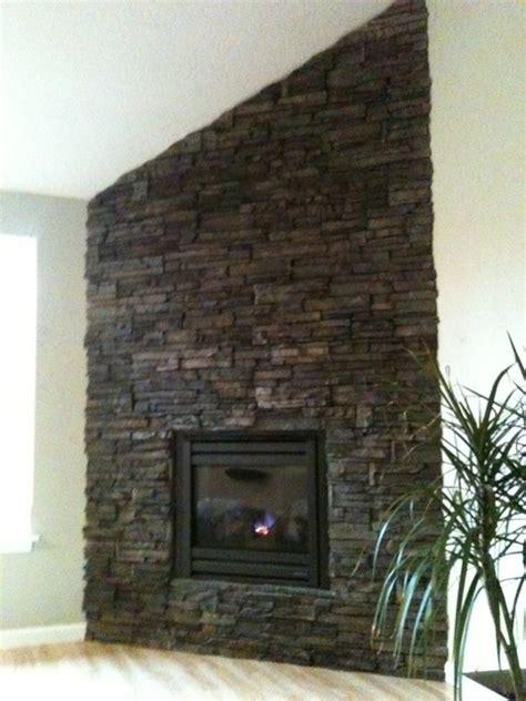 40620 modern veneer fireplace drystack veneer fireplace contemporary living room