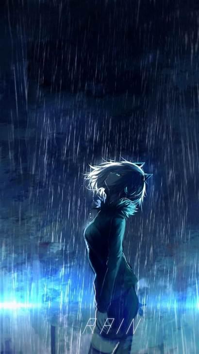 Anime Dark Iphone Wallpapers Night Profile Background