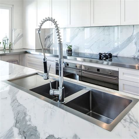 designer sinks kitchens select a kitchen sinks undermount the homy design 3297