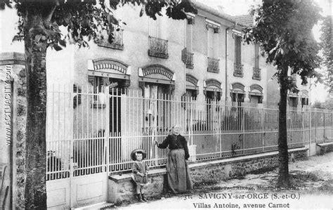 bureau de poste savigny sur orge cartes postales anciennes de savigny sur orge 91600