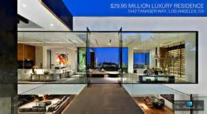 one story open floor plans 29 95 million luxury residence 1442 tanager way los