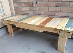 Outdoor Patio Furniture With Bench Seating by 12 Amazing DIY Pallet Outdoor Furniture Ideas Pallets Designs