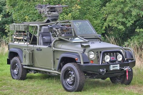 Protoype Military Scout Jeep J8