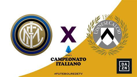 RedeTV! transmite ao vivo Inter de Milão x Udinese às ...