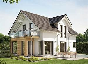 Erker Am Haus : einfamilienhaus modern mit satteldach erker giebel ~ A.2002-acura-tl-radio.info Haus und Dekorationen
